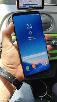 Samsung Galaxy S8+ Leak5