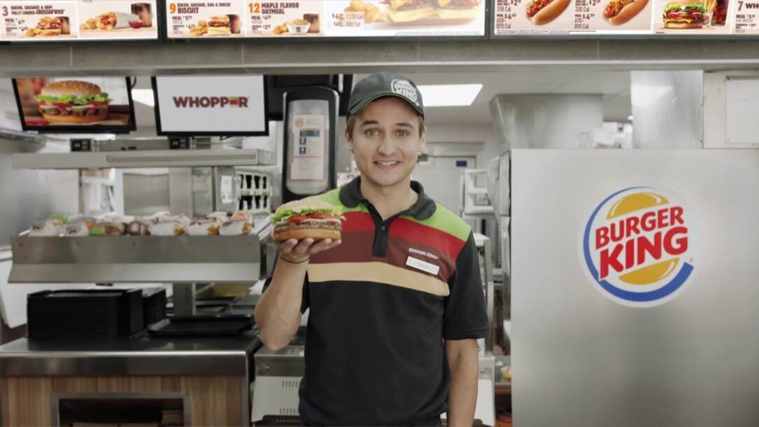 Burger King schleuste Werbung in Google-Lautsprecher ein