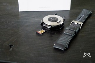 Huawei Watch 2 SIM Slot