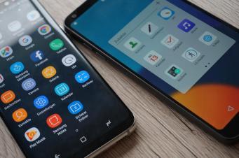 LG G6 Samsung Galaxy S85
