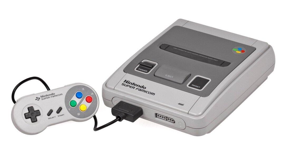 Nintendos Mini-SNES erscheint am 29. September