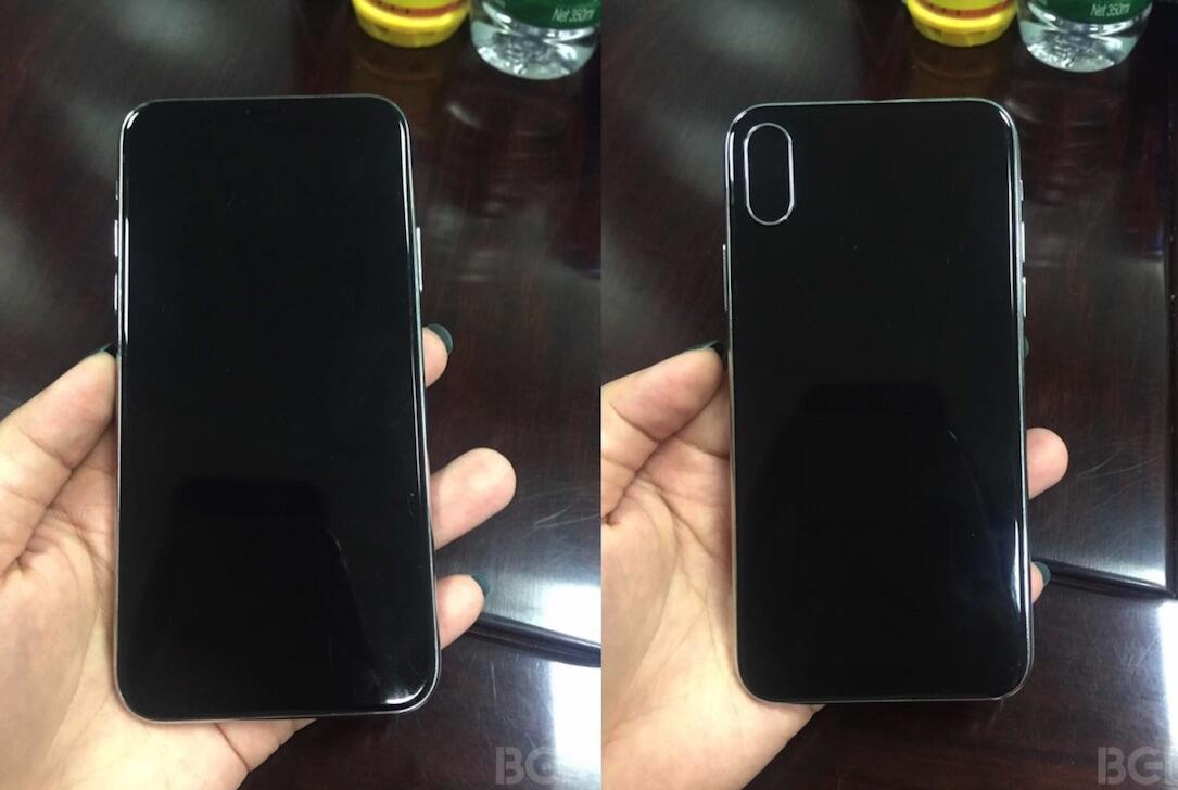 Apple IPhone 8 Die Ersten Echten Mockups Machen Runde
