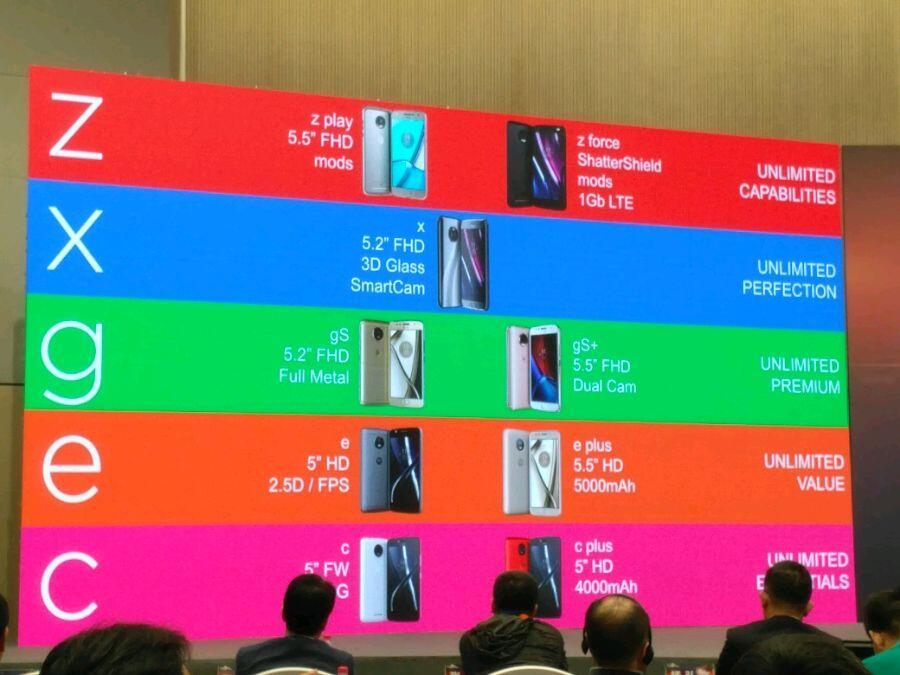 Moto C Plus: Smartphone mit großem Akku kostet 140 Euro