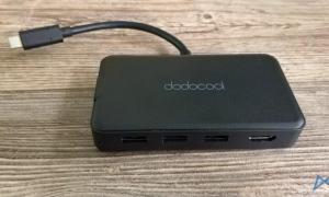 Dodocool USB Typ-C Hub