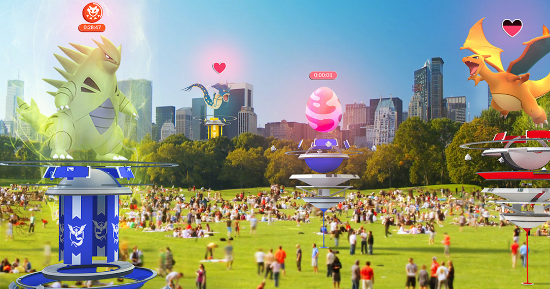 Pokémon GO Updates: Neue Kooperative Gameplay-Features