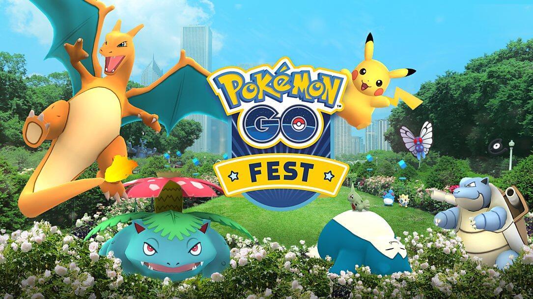 Pokémon Go - Großes Geburtstags-Event angekündigt