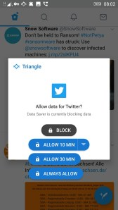 Triangle Android Data Saver_7