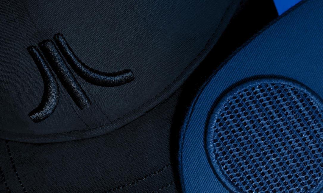Atari Speakerhat Detail