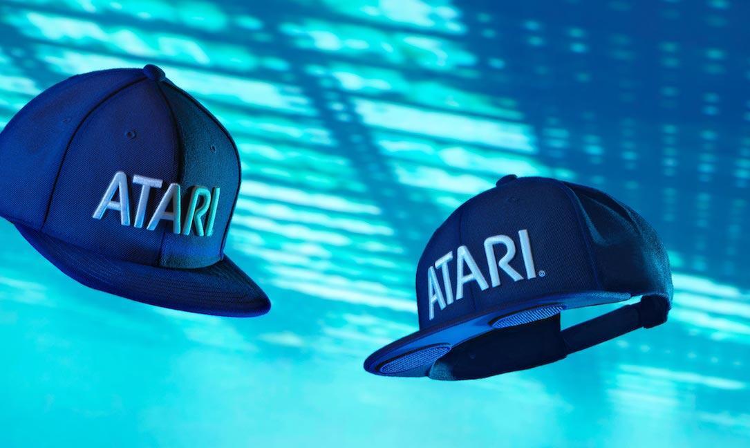 Atari Speakerhat Header