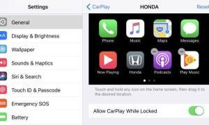 Google Play Music Carplay