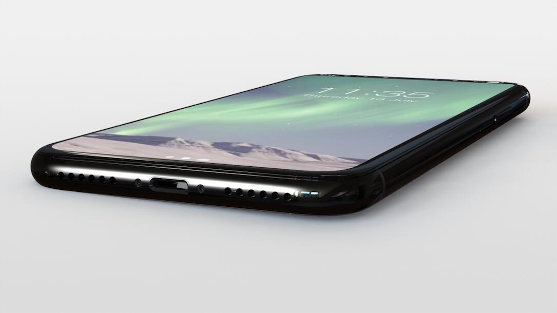 Iphone 2017 Render2