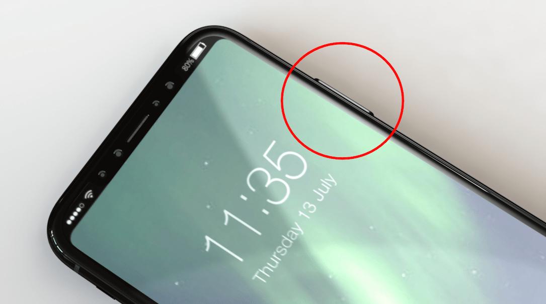 Iphone 2017 Render3