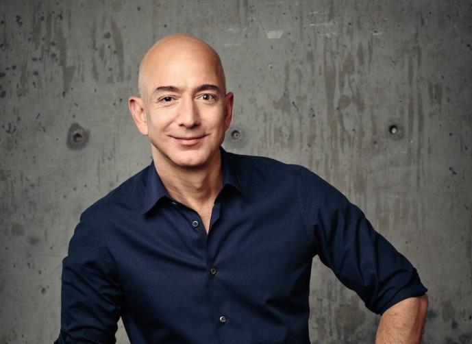 Jeff Bezos Amazon Header