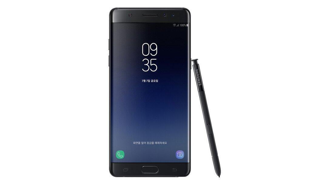 Samsung Galaxy Note 7: Neuauflage als
