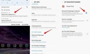 Android Benachrichtigungen Deaktivieren