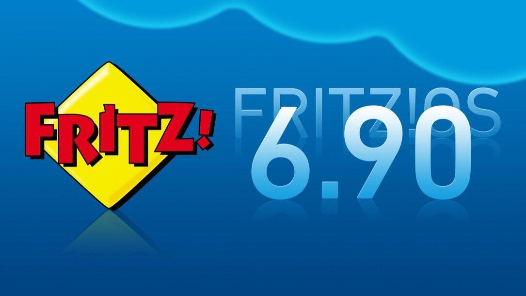 Fritz!os 6.90