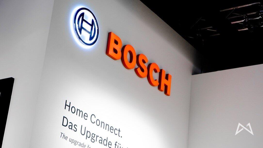 Kühlschrank Farbig Bosch : Bosch mit neuen smart home produkten auf der ifa