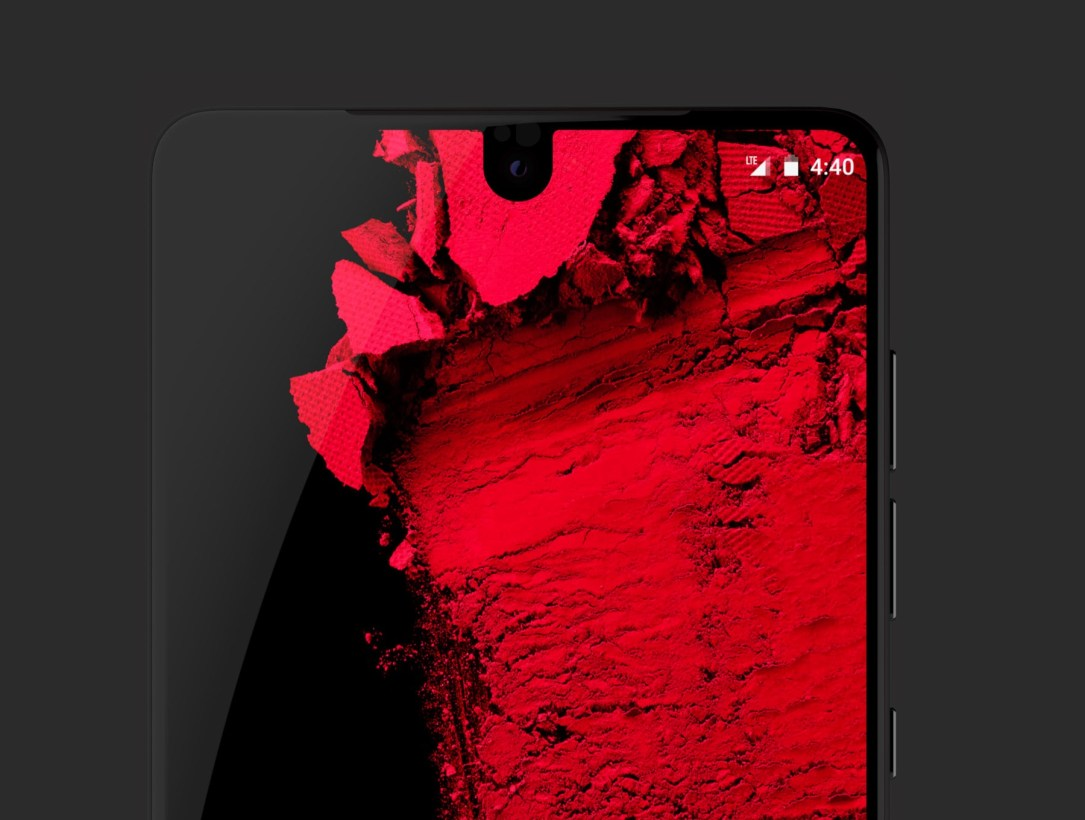 Essential Phone Header