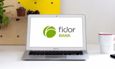 Fidor Bank Header