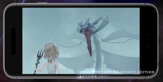 Final Fantasy 15 Pocket Edition