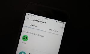 Google Home Test4