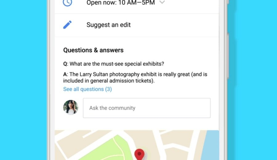 Google Maps Qa