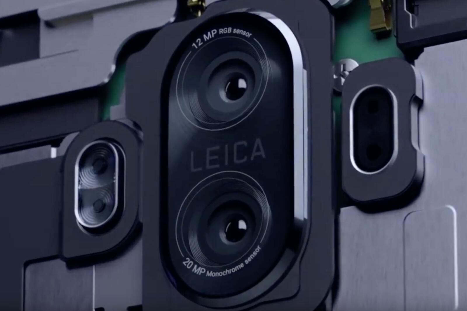 Huawei Mate 10: Erster Video-Teaser ist da, Fokus auf die Kamera