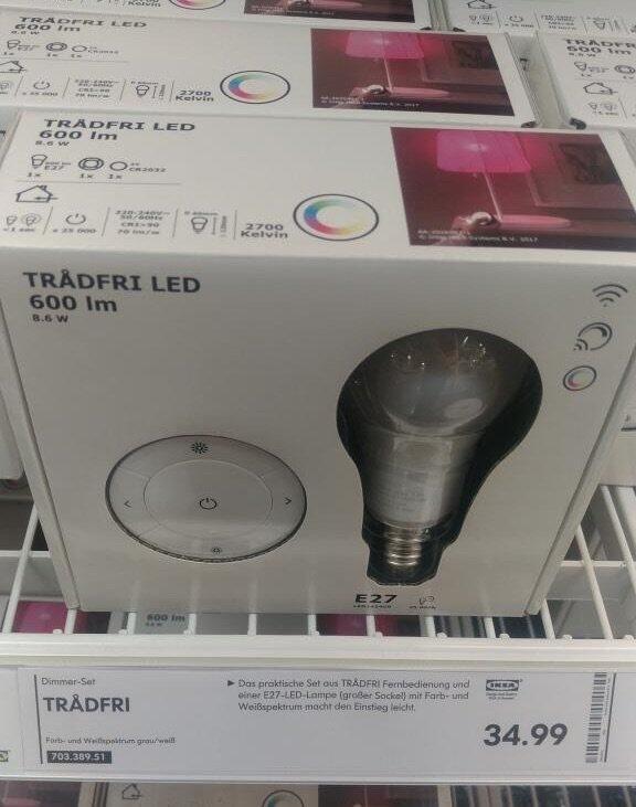 Ikea Tradfri Farbe