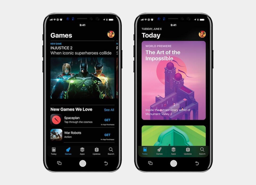 Iphone Pro Ios 12 Konzept
