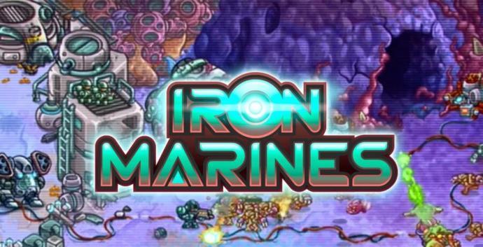 Iron Marines Logo
