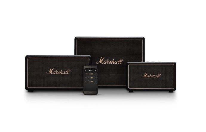 Marshall Multiroom Header
