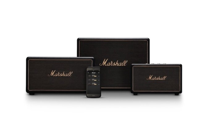 Marshall Multiroom Header