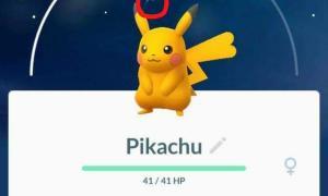 Pokemon Pikachu Schillernd