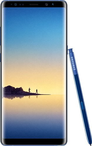 Samsung Galaxy Note 8 Deep Sea Blue