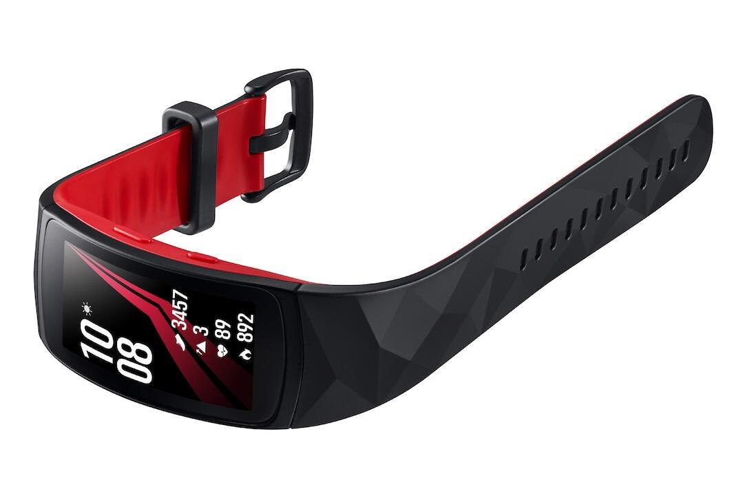 Samsung Gear Fit2 Pro Tracker1