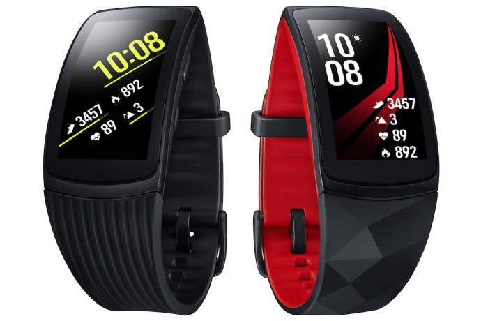 Samsung Gear Fit2 Pro Tracker2