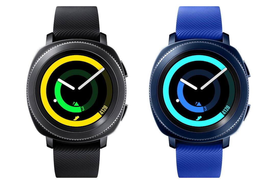 Samsung stellt wasserfeste Gear Sport und neue kabellose Kopfhörer vor