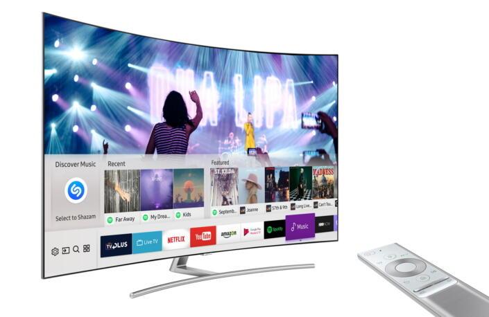Samsung Smart Tv Shazam