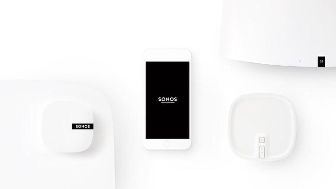 Sonos Header