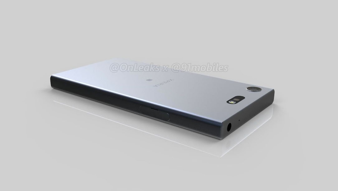 Sony Xperia Xz1 Compact Leak