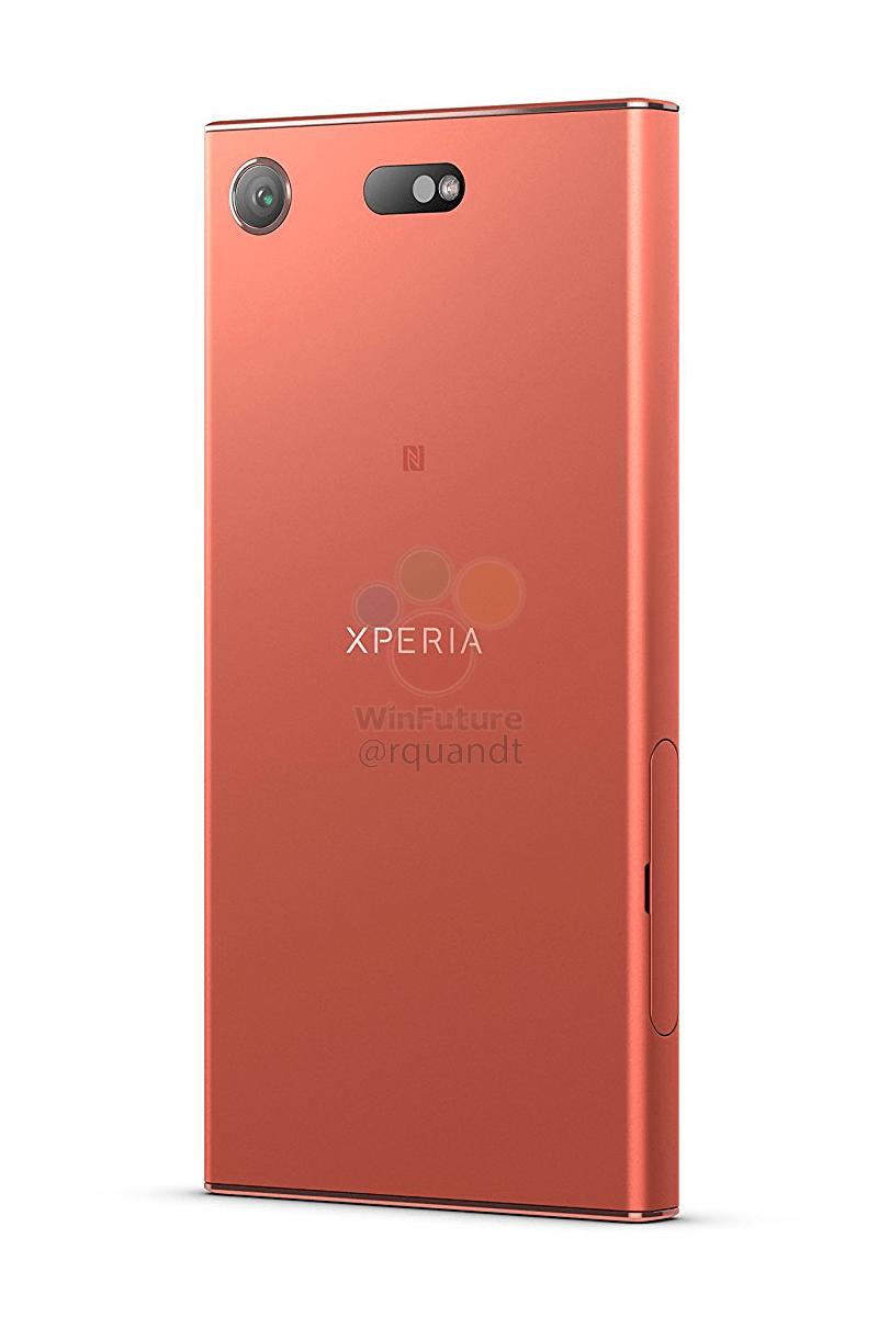 Sony Xperia Xz1 Compact Leak1