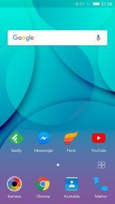 Allview X4 Soul Xtreme Homescreen 1085