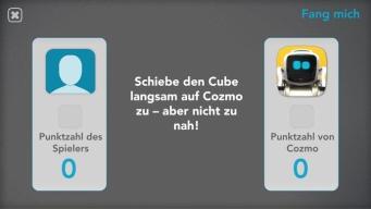 Anki Cozmo Spiele Fang Mich 3