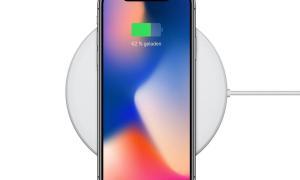 Apple Iphone X Qi Wireless Header