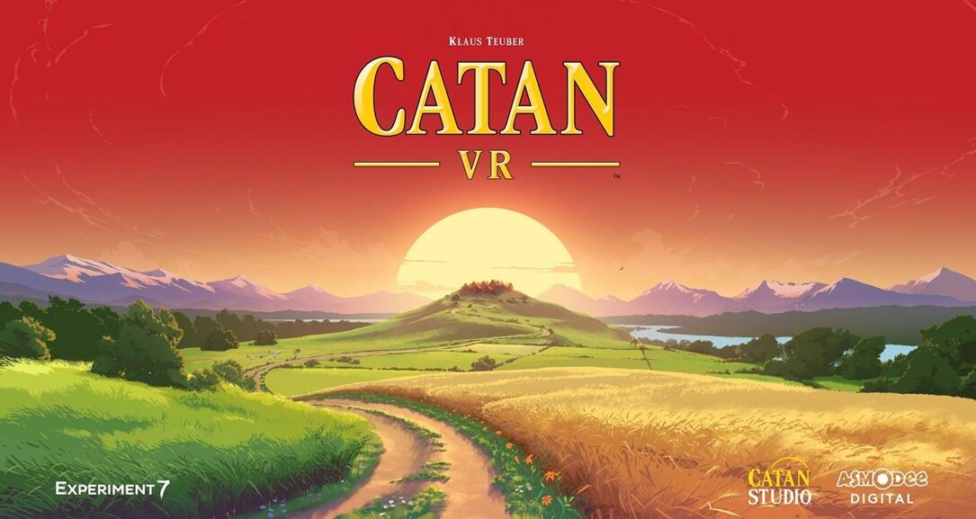 Catan Promo Poster Small