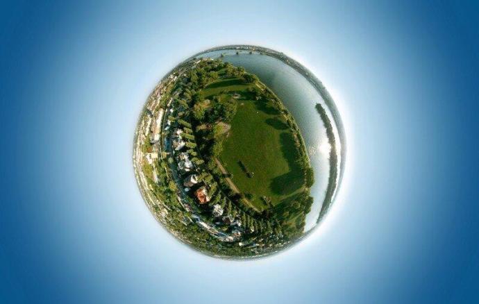 Dji Spark Sphere