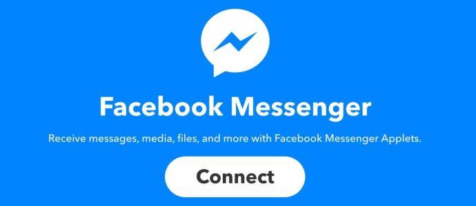 Facebook Messenger Ifttt