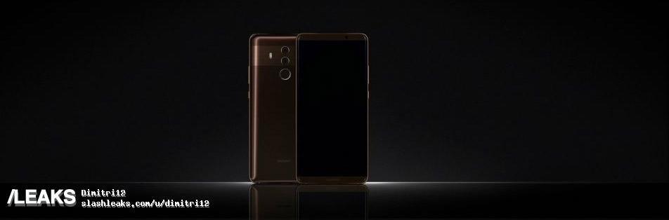 Huawei Mate 10 Pro Leak 1
