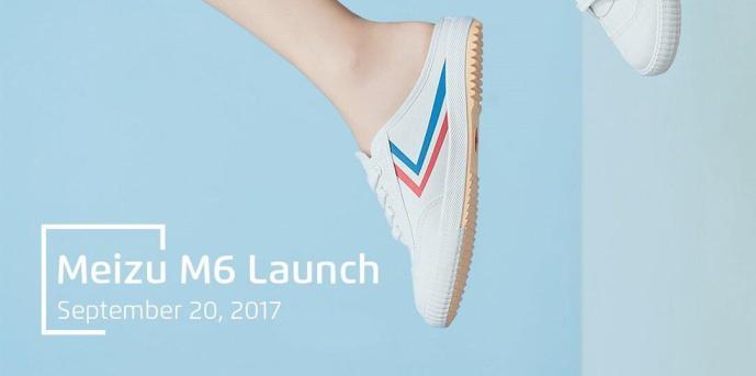 Meizu M6 Launch