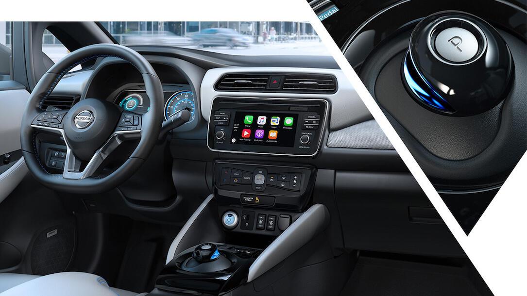 Nissan Leaf 2018 Pic3